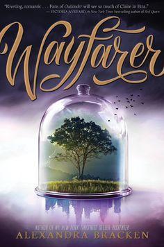 Countdown widget for Wayfarer by Alexandra Bracken. Feel free to take and put on your book blog! :)