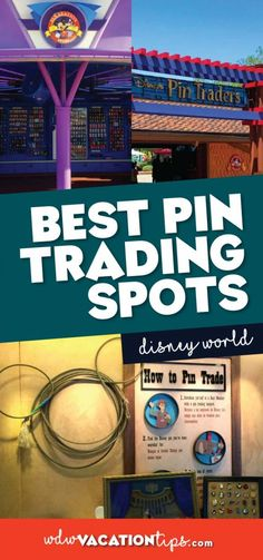 Pin trading has been a Disney staple for years now.You could easily say it's the most popular merchandise collectible in all of Walt Disney World. Here are thebest pin trading spots at Disney World.