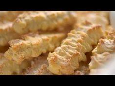 Borbás Marcsi receptje - Darálós keksz - YouTube