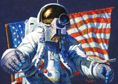 The 12 Men Who Walked on the Moon   Mental Floss