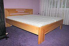 postel z masivu Carmen