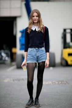 Models Off Duty - Tilda Lindstam Moda Fashion, Cute Fashion, Fashion Photo, Fashion Looks, Fashion Ideas, Fashion Week Paris, Street Fashion, Pretty Outfits, Fall Outfits