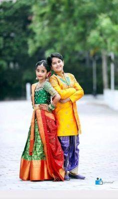 Super fashion kids boy baby sons 17+ Ideas #fashion Kids Dress Wear, Kids Gown, Dresses Kids Girl, Kids Outfits, Kids Saree, Kids Lehenga Choli, Sarees, Kids Frocks Design, Baby Frocks Designs