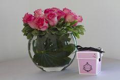 Valentine's Day. roses by debi lilly design, Safeway