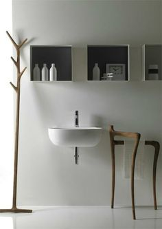 ceramic and wood furniture, bathroom fixtures and bath accessories-Lushome