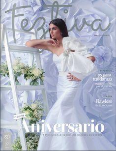 Colaboración con revista Feztiva en su edición 37 de Mayo-Junio. www.feztiva.com #weeding #bride #moda #weedingdress