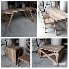 3in 1 style bro...dinning, coffe n console table
