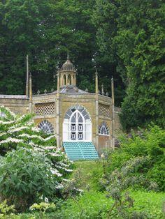 Sezincote Manor Gardens