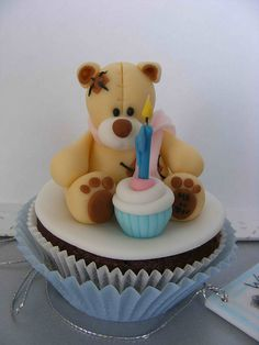Teddy Birthday bear