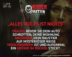 Man kann nicht mit und nicht ohne sie, Frauen eben.. Die besten und kompliziertesten Detektive der Welt! #horrorfakten