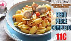 La Taverna | Menu Pesce Completo http://affariok.blogspot.it/