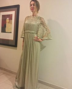 Dress by OC fashion design . Free size . EID collection .