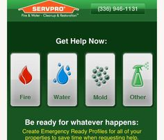 Make sure your business is prepared! We can help get a plan in place with our Emergency READY Profile!
