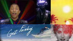 Robin Skouteris - Get Funky! (Daft Punk & 13 more artists Mashup)
