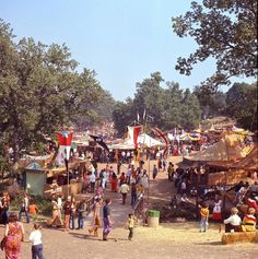 The Old Agoura Faire (The Original Renaissance Pleasure Faire) Oh How I remember this! I belonged to the washer women and the german and irish groups as well. It can never be duplicated