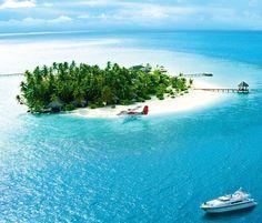 Rania Experience Private Island & Yacht @ Maldives