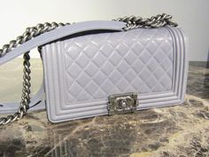 every girl needs a Chanel Le boy...or two or three;)