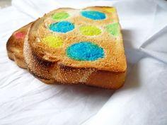 Cooking With Kids - Milk Painted Toast #BuildAMenu