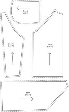 raincoat pattern