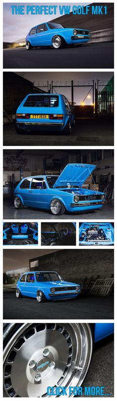 Could be the perfect VW Golf GTI mk1