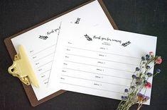 結婚式芳名帳に。ゲストブックを手作りしよう【おしゃれな無料テンプレートつき】 / WEDDING   ARCH DAYS