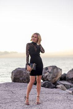 aquarella in black lace Caroline Berg Eriksen waysify