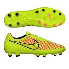 2209a35f9b7c Nike Magista Orden FG Soccer Cleats (Volt Gold Black Hyper Punch)