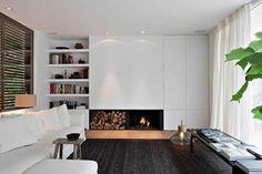 Современные интерьеры Бельгии от дизайнера OSCAR V | Пуфик - блог о дизайне интерьера
