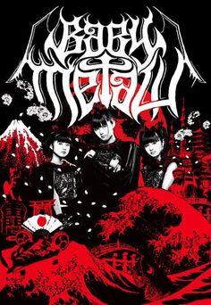 BABYMETAL WORLD TOUR 2015 in JAPAN