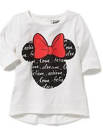 Disney© Minnie Mouse Graphic Tee for Baby