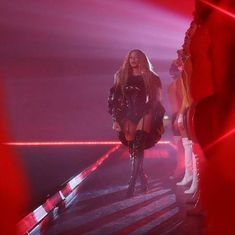 Beyonce' at Coachella!
