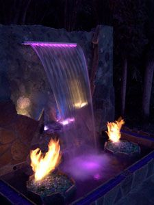 Fire pit! Love It!!!