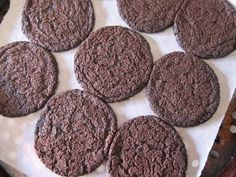 these are amazingly easy and oh so yummy!!!!!!!Plan to Eat - Choc Ripple biscuts in thermomix - rebeccaireland