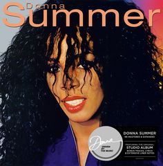 Digitally remastered and expanded edition of this album from the Disco/R&B diva. Donna Summer gained prominence during the 1970s Disco era, propelled by her incessant and creative driving force behind