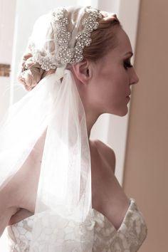 20 peinados impresionantes de bodas con velos y Postizos //  #bodas #impresionantes #Peinados #Postizos #velos