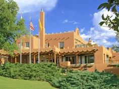 Santa Fe (NM) The Bishops Lodge Ranch Resort and Spa United States, North America The Bishops Lodge Ranch Resort And Spa is a popular choice amongst travelers in Santa Fe (NM), whether exploring or just passing through. The property features a wide range of facilities to make your stay a pleasant experience. Facilities like pets allowed, newspapers, meeting facilities, family room, shuttle service are readily available for you to enjoy. Each guestroom is elegantly furnished an...