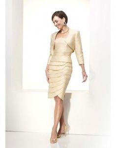 Mother+of+Groom+Dresses+Short | 2013 spring satin applique mother of the bride groom dresses with ...