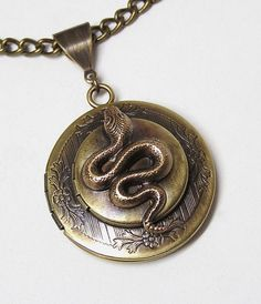 Serpent Locket