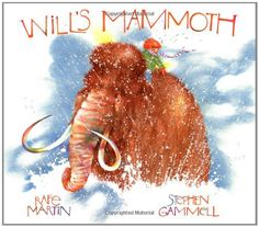Will's Mammoth by Rafe Martin http://smile.amazon.com/dp/0399216278/ref=cm_sw_r_pi_dp_uoNbub09GJR62