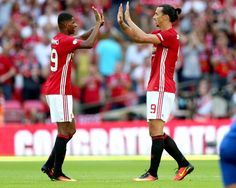 Zlatan Ibrahimovic has already started coaching the younger players such as Marcus Rashford