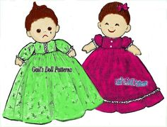 topsy turvy doll patterns