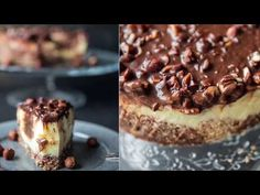 FIT Kinder Maxi King torta bez múky a cukru King Torta, Maxi King, King Fitness, Healthy Desserts, Healthy Recipes, Bread Recipes, Cheesecake, Deserts, Food And Drink