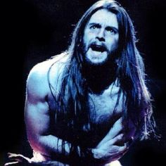 Steve Balsamo as Jesus in the revival of Jesus Christ Superstar in 1996/97.  About the only one that can match Ted Neely's performance.  Both men's voices are just incredible!