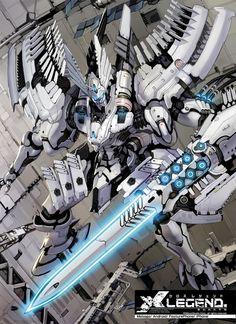 X Legend by Toshiaki Takayama