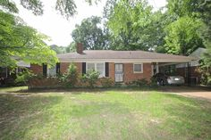 1421 W FLAMINGO ROAD, Memphis, TN 38117 #Memphis #MemphisHome #MemphisTN #MemphisRealEstate #ColonialAcres Charming 3 Bedroom All on One Level Brick Home in the Sought After Colonial Acres Subdivision!