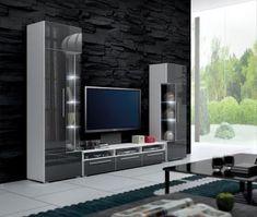 Obývacia stena Roma II + LED