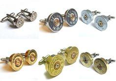 shotgun shell cuffs Guns and Ammo Transformed into Incredible Urban Jewelery