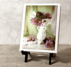 http://www.etsy.com/listing/89353844/purple-white-cosmos-flower-blank-photo    Purple white cosmos flower blank photo by IrinaPhotographyCard, $3.99    #note #card #notecard #greeting #pink #gift #flower #birthday #wedding #anniversary