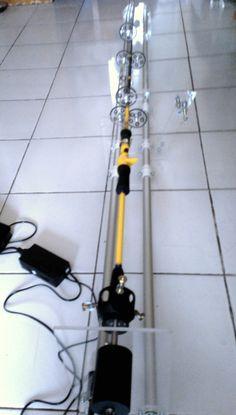 Rod Dryer Motors Various Speeds