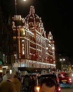 Harrods - the one store that beats Nordy's & Harvy Nick's.